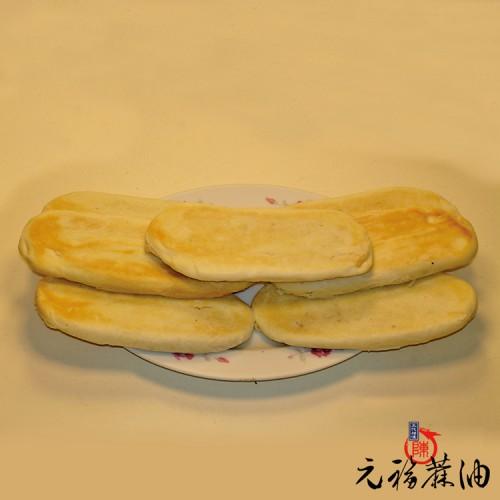 【元福手工餅】原味牛舌餅