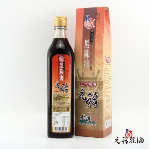 【優惠活動】頂級黑麻油買10送1