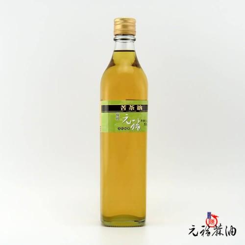 【元福麻油】優級苦茶油