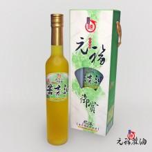 【元福麻油】御賞苦茶油(禮盒裝)