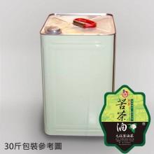 【元福麻油】特級苦茶油-30瓶或30斤桶裝