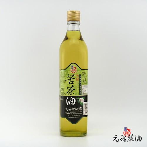 【元福麻油】特級苦茶油