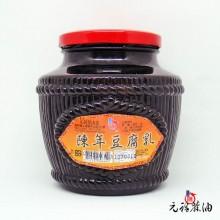 【元福漬物】陳年豆腐乳
