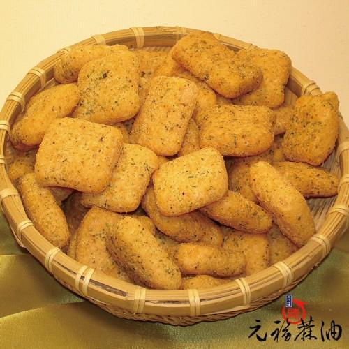 【古早味零食】海苔鬆餅