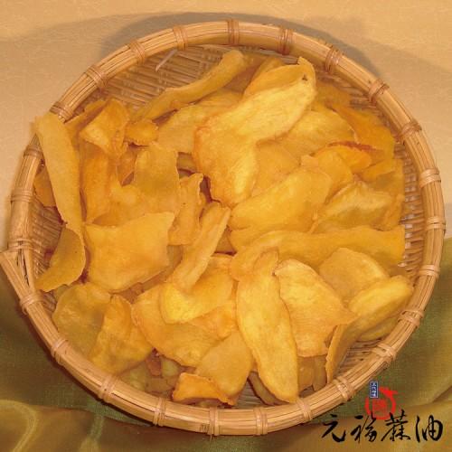 【古早味零食】蕃薯片(地瓜片)
