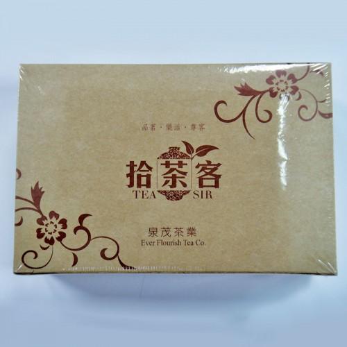 【拾茶客】凍頂烏龍茶茶包 經濟包